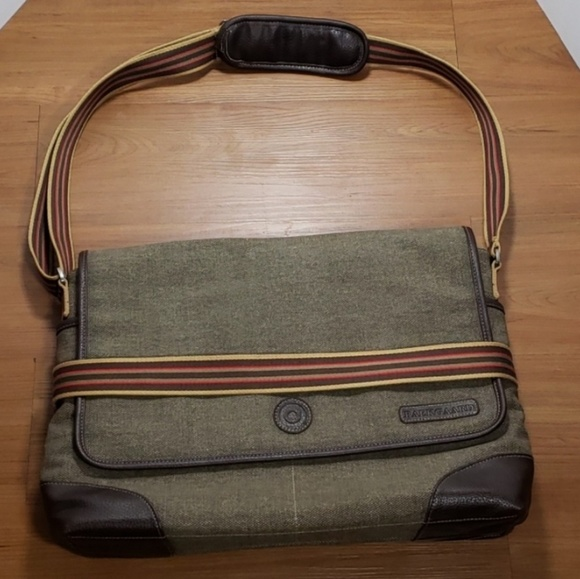 Baekgaard Bags Brand New Messenger Bag With Laptop